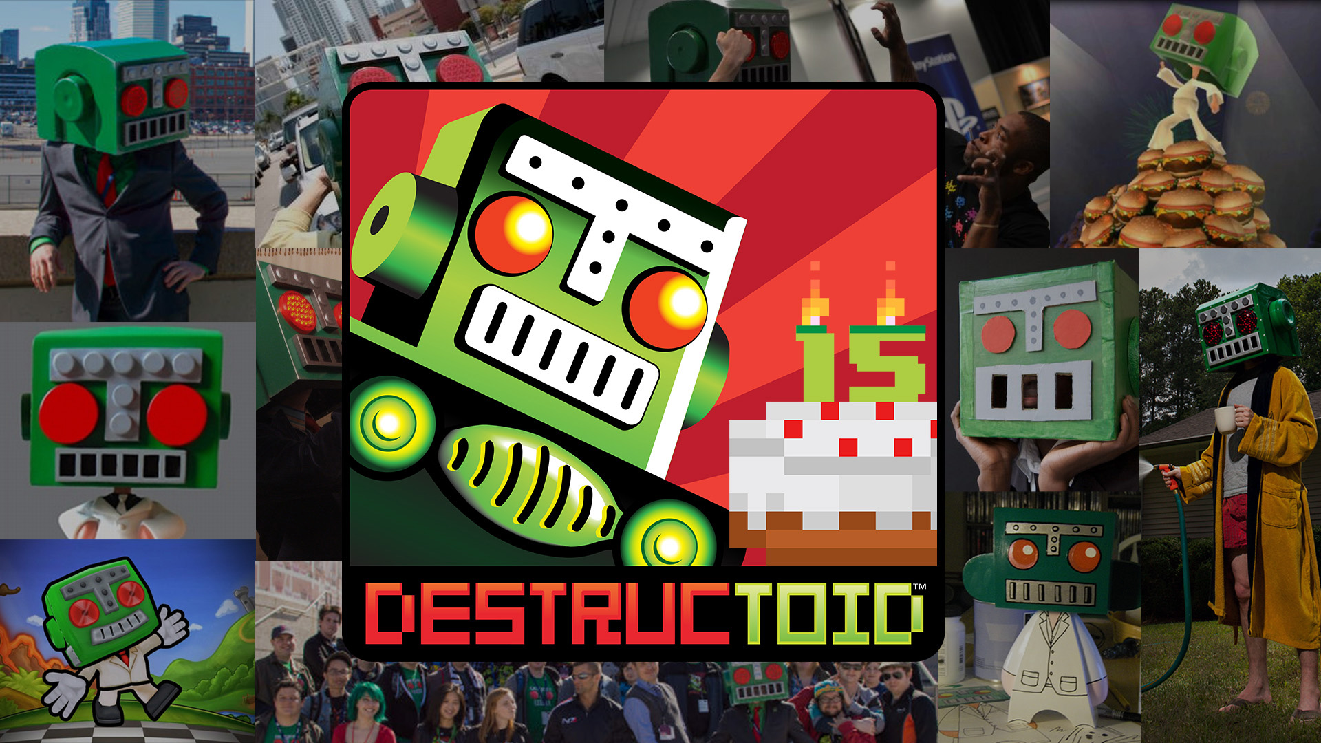 Destructoid turned 15 today.