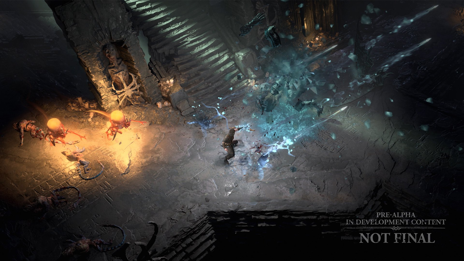 Diablo IV Rogue gameplay