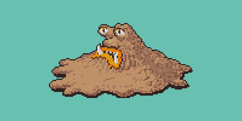 The Big Pile of Puke from EarthBound.