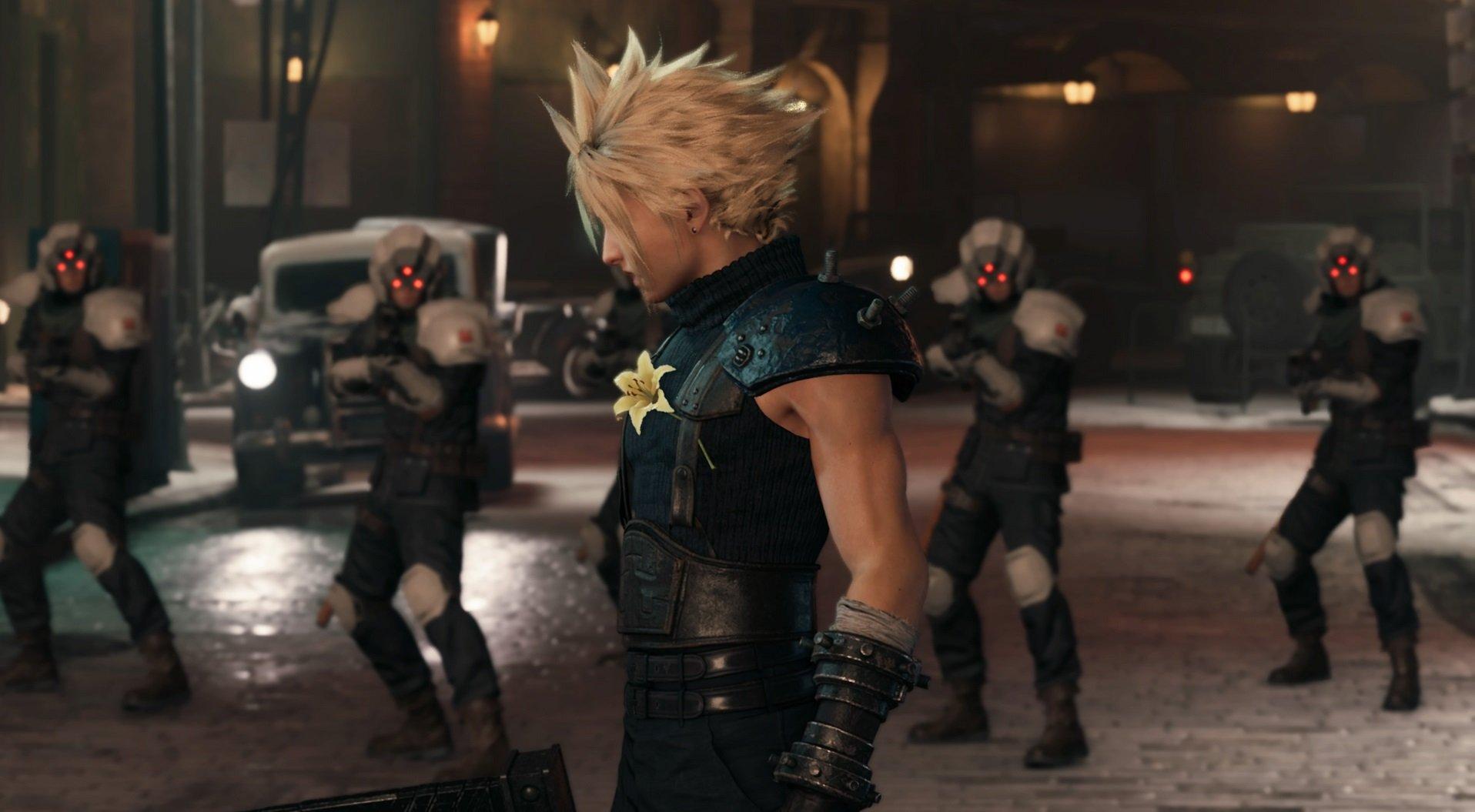 Final Fantasy VII Remake review - Destructoid
