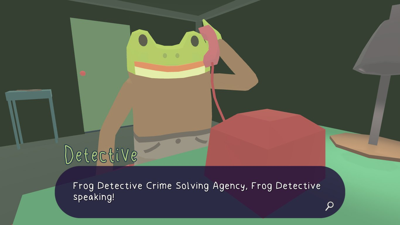 Frog Detective 2 PC Review
