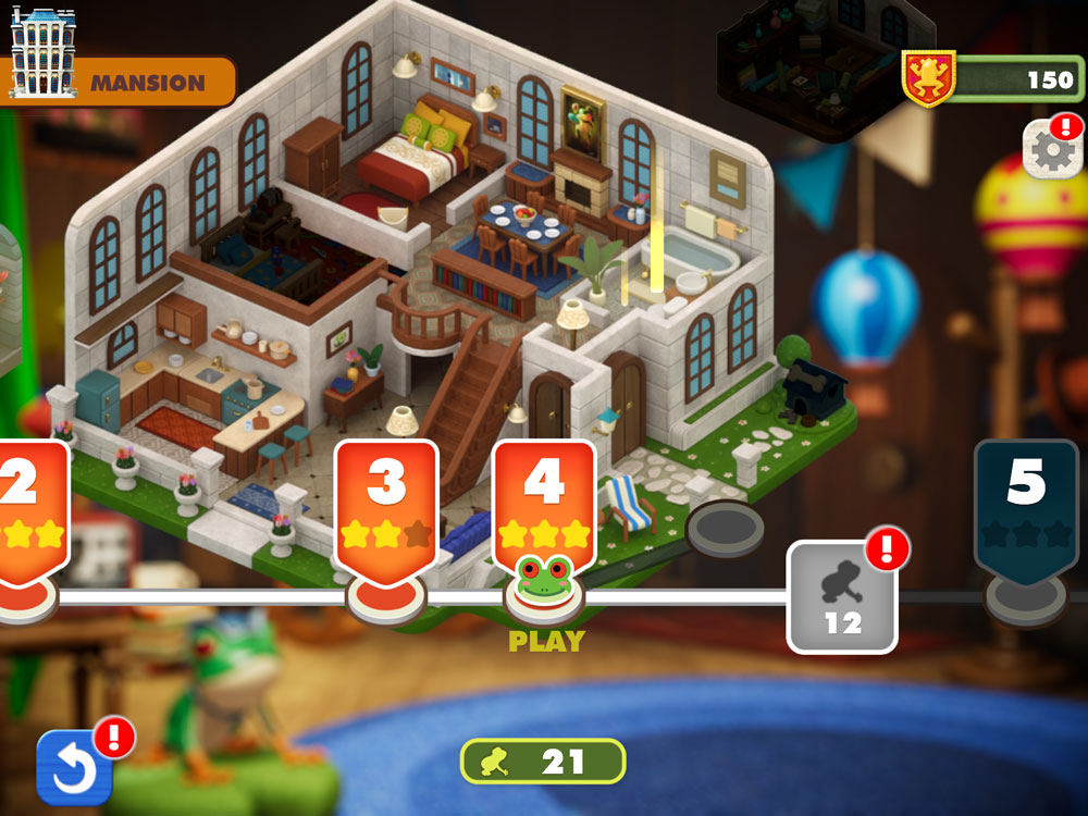 Frogger in Toy Town review