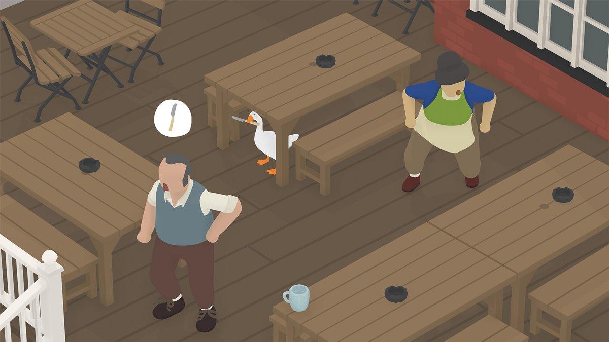 Untitled Goose Game review
