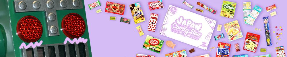 Japan Candy Box contest February Valentine
