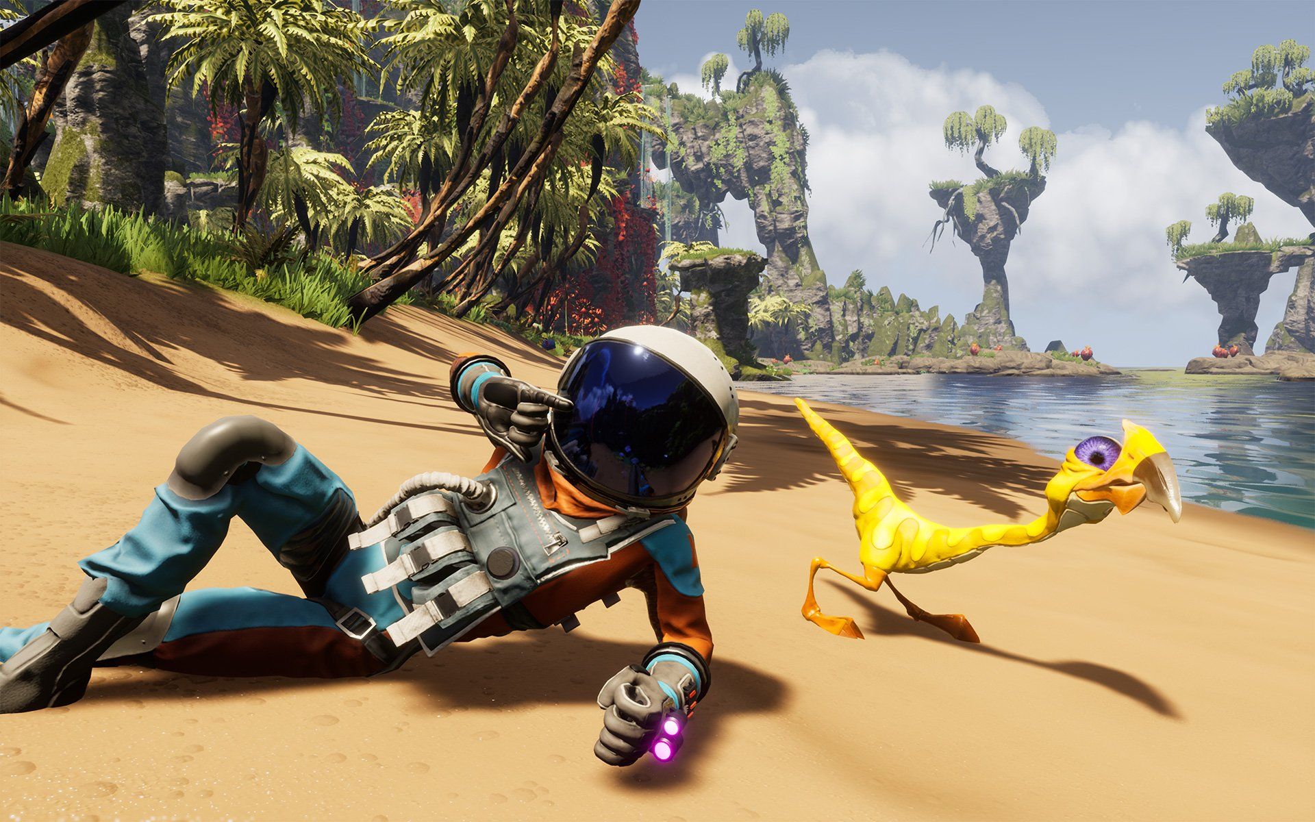 ourney to the Savage Planet: Hot Garbage DLC review
