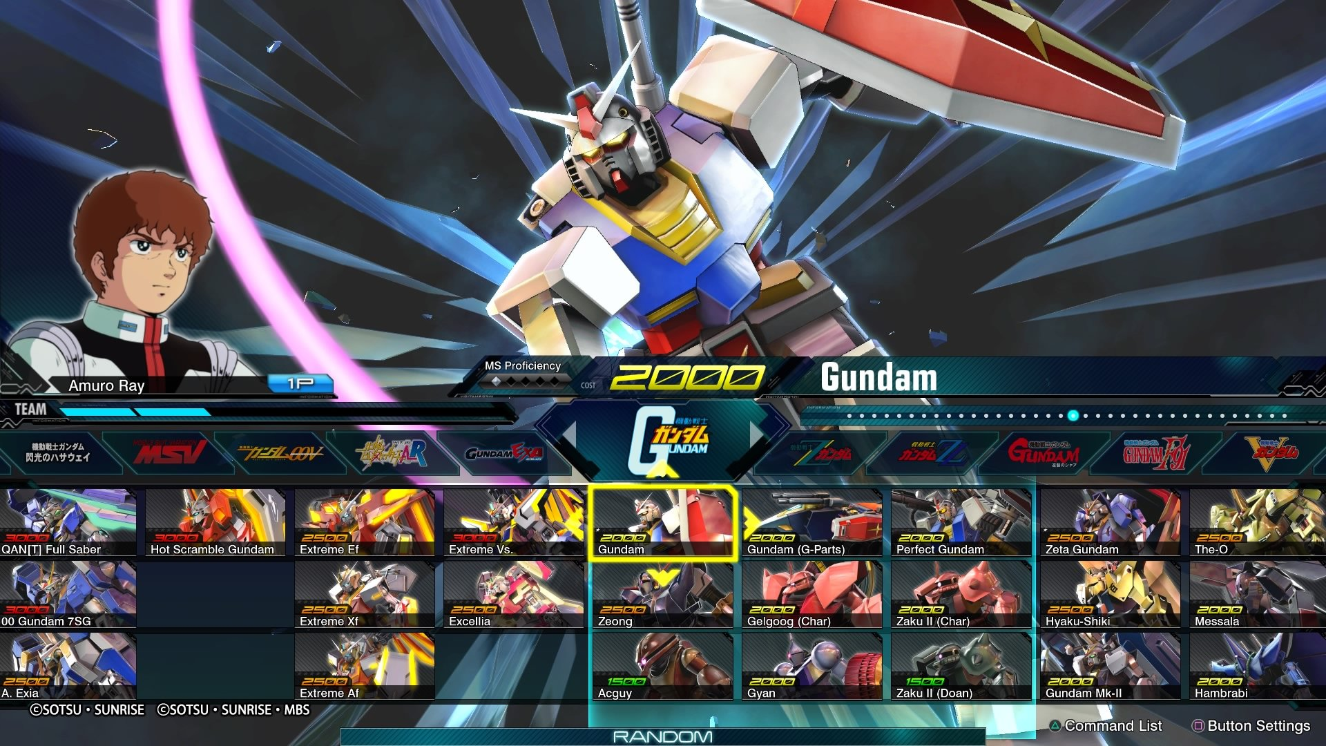 Mobile Suit Gundam Extreme Vs. Maxiboost On PS4 review