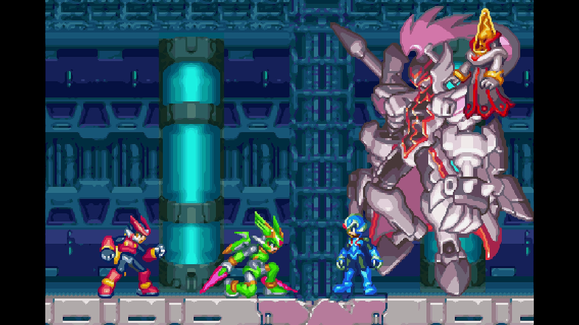 Mega Man Zero/ZX Legacy Collection review - Destructoid