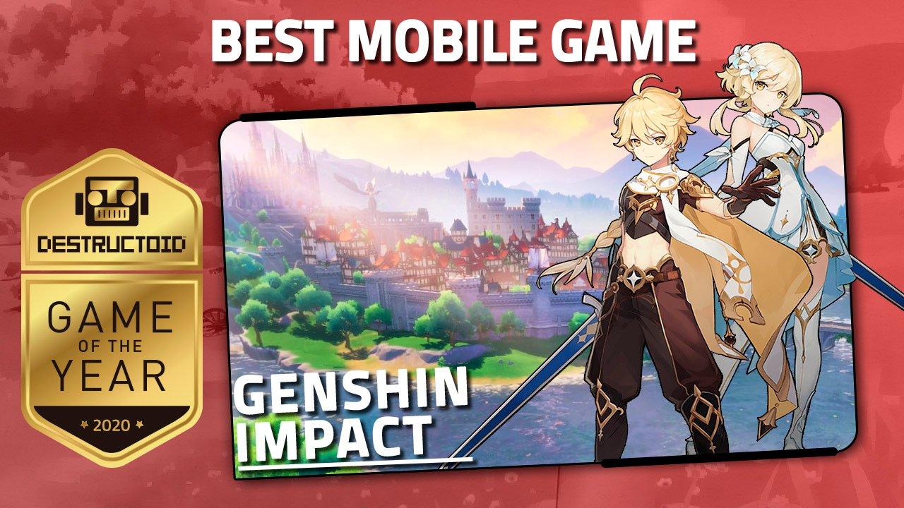 Genshin Impact Game of the Year