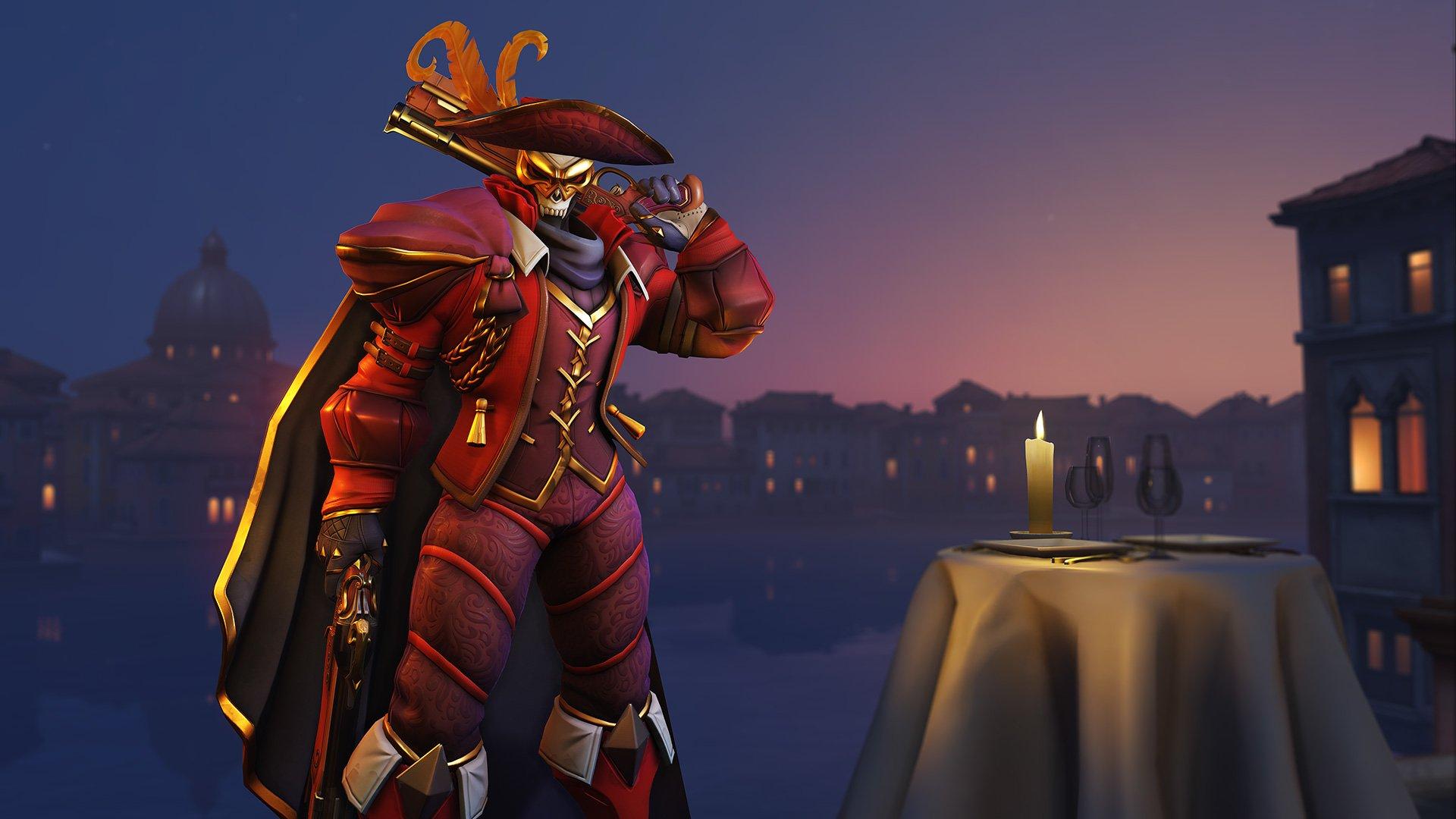 Masquerade Reaper