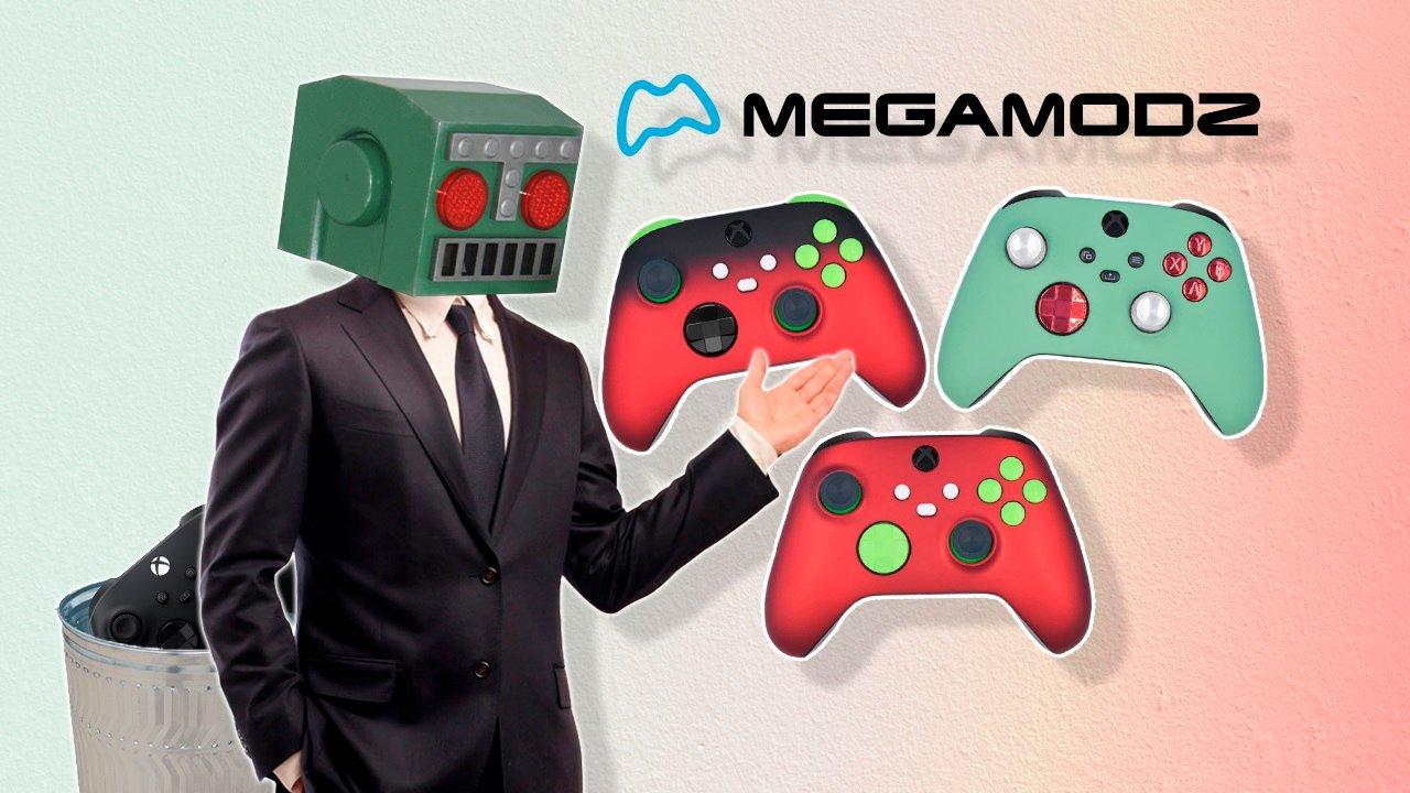 Mega Modz custom Xbox Series X controller contest