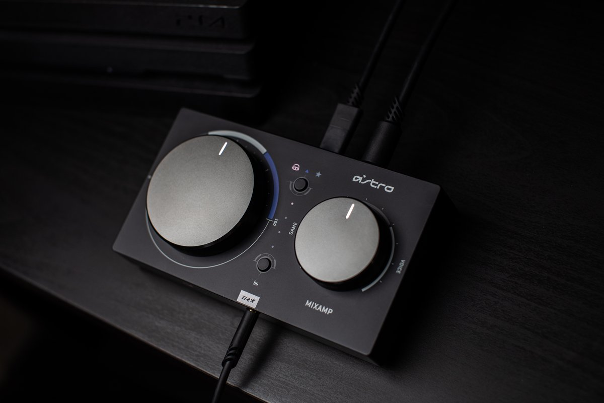 Astro A40 TR Headset + MixAmp Pro TR review