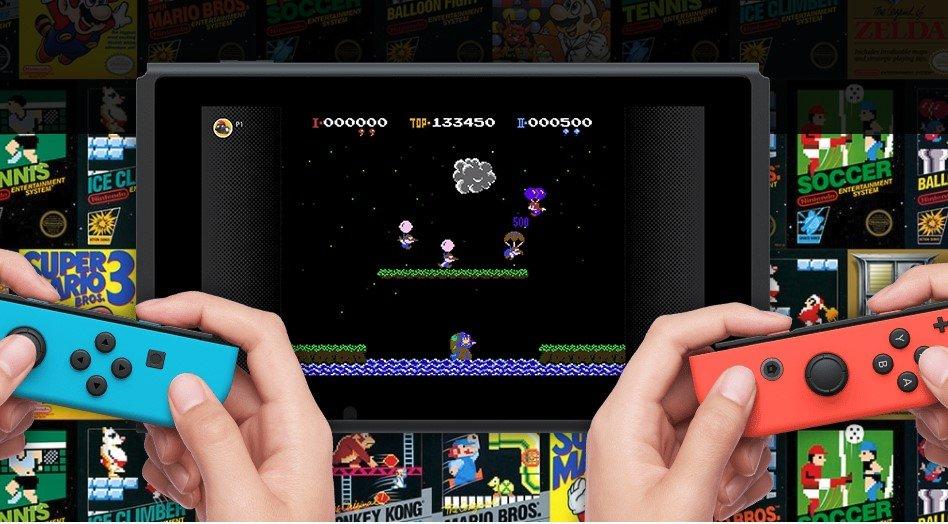 Switch NES