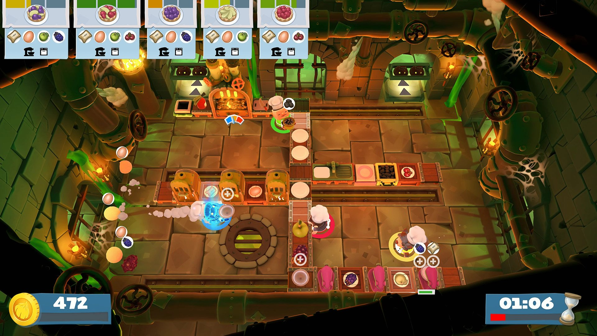 Overcooked 2 - Night of the Hangry Horde review