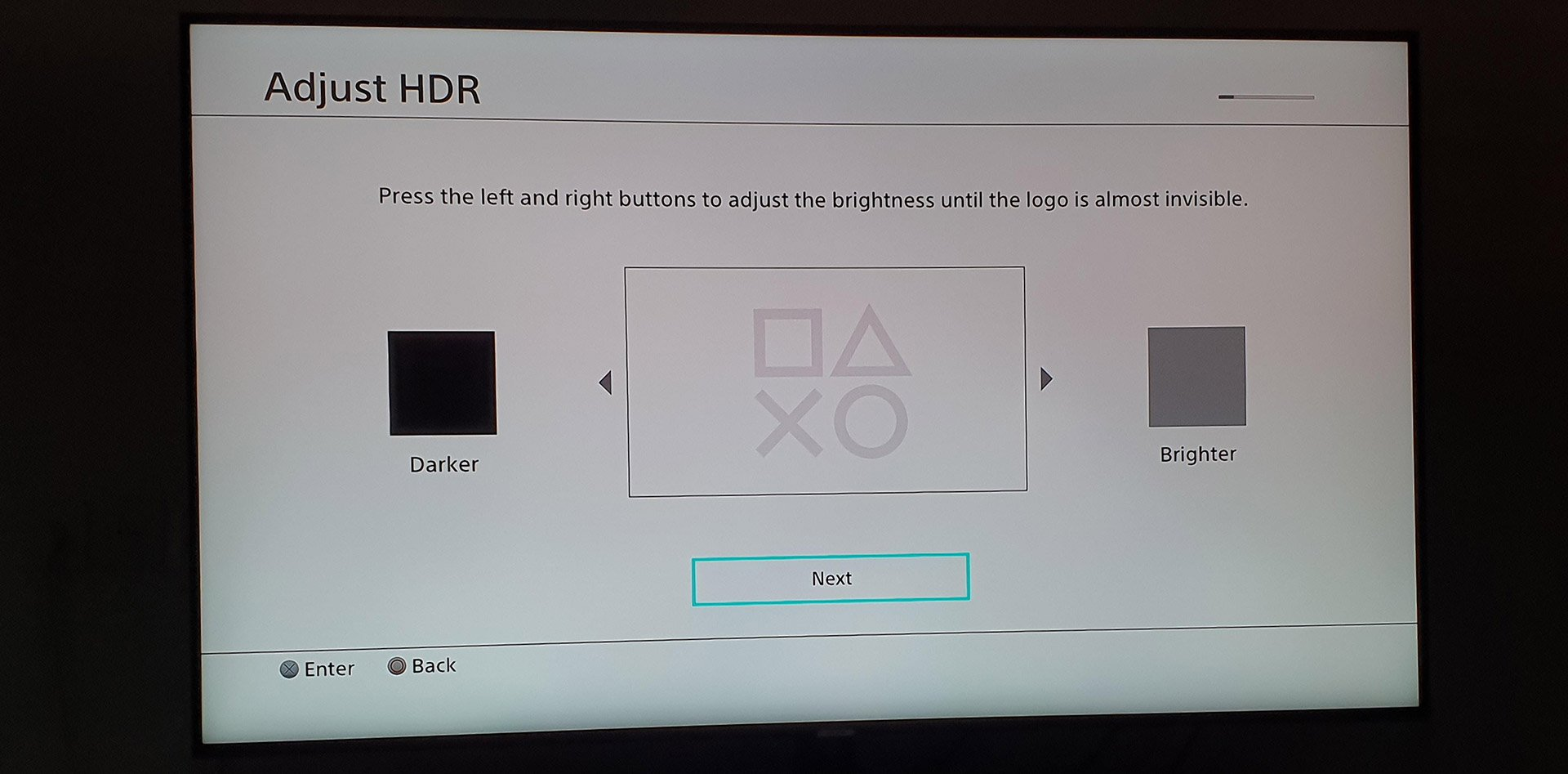 PS4 7.00 beta HDR tuner