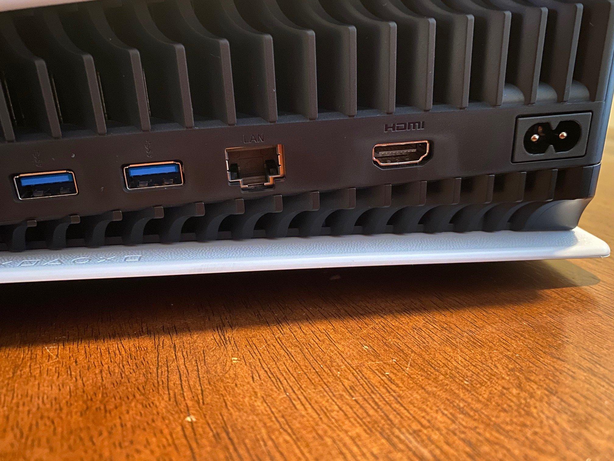 PS5 ports