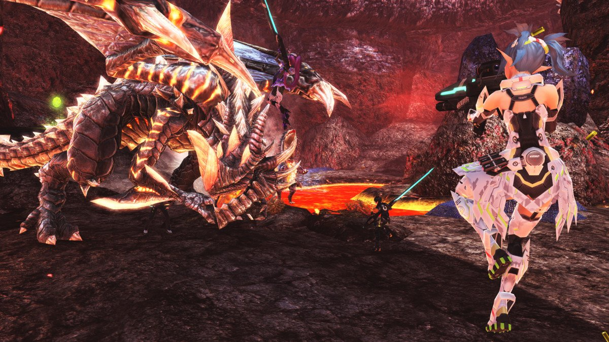 Phantasy Star Online 2 Xbox One review