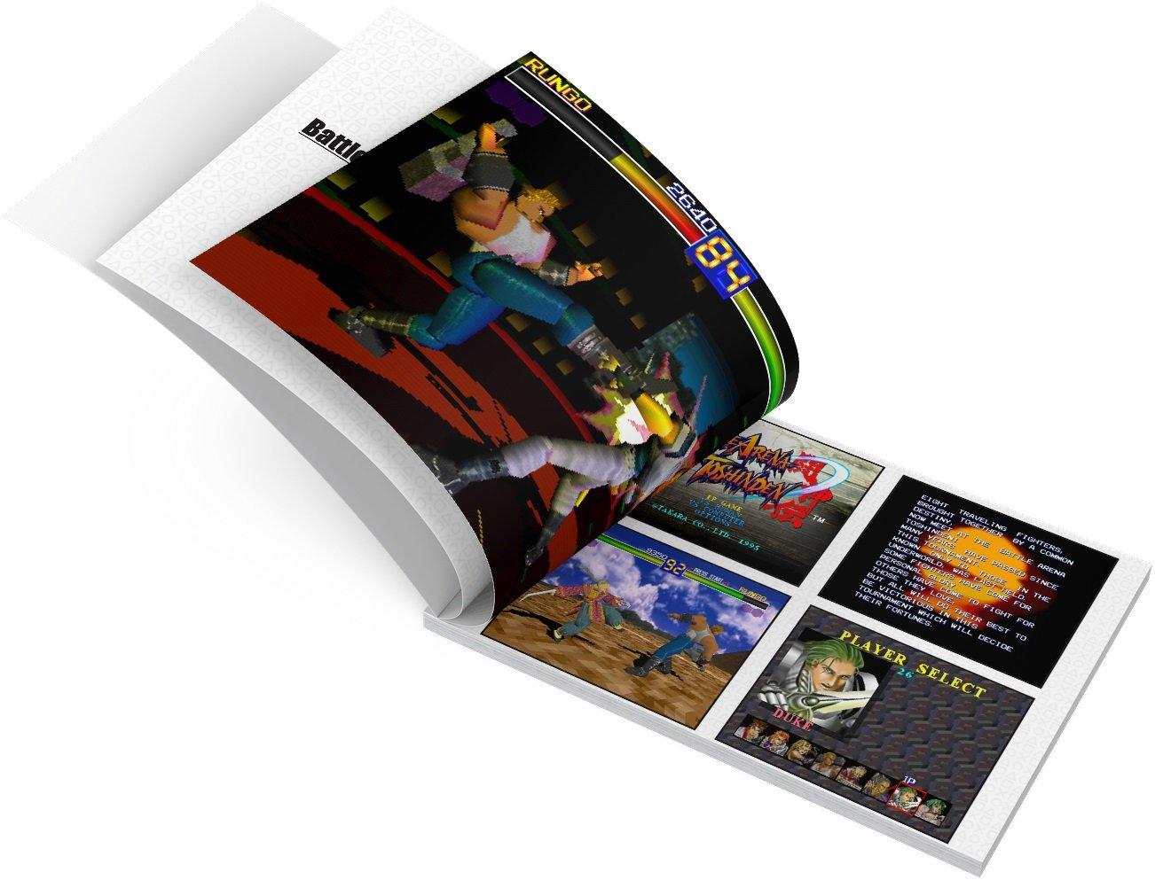 Destructoid community PS1 book Kickstarter