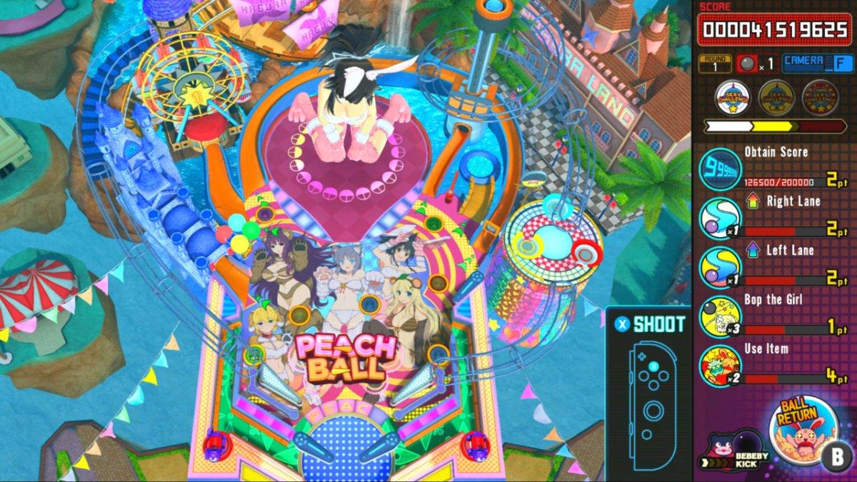 Senran Kagura: Peach Ball review