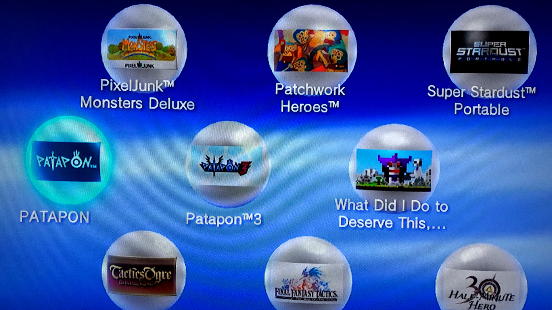 Patchwork Heroes is a hidden gem of the digital PSP library.