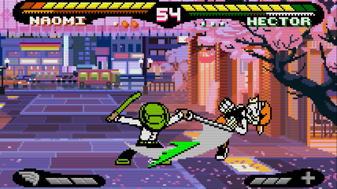 Pocket Rumble review