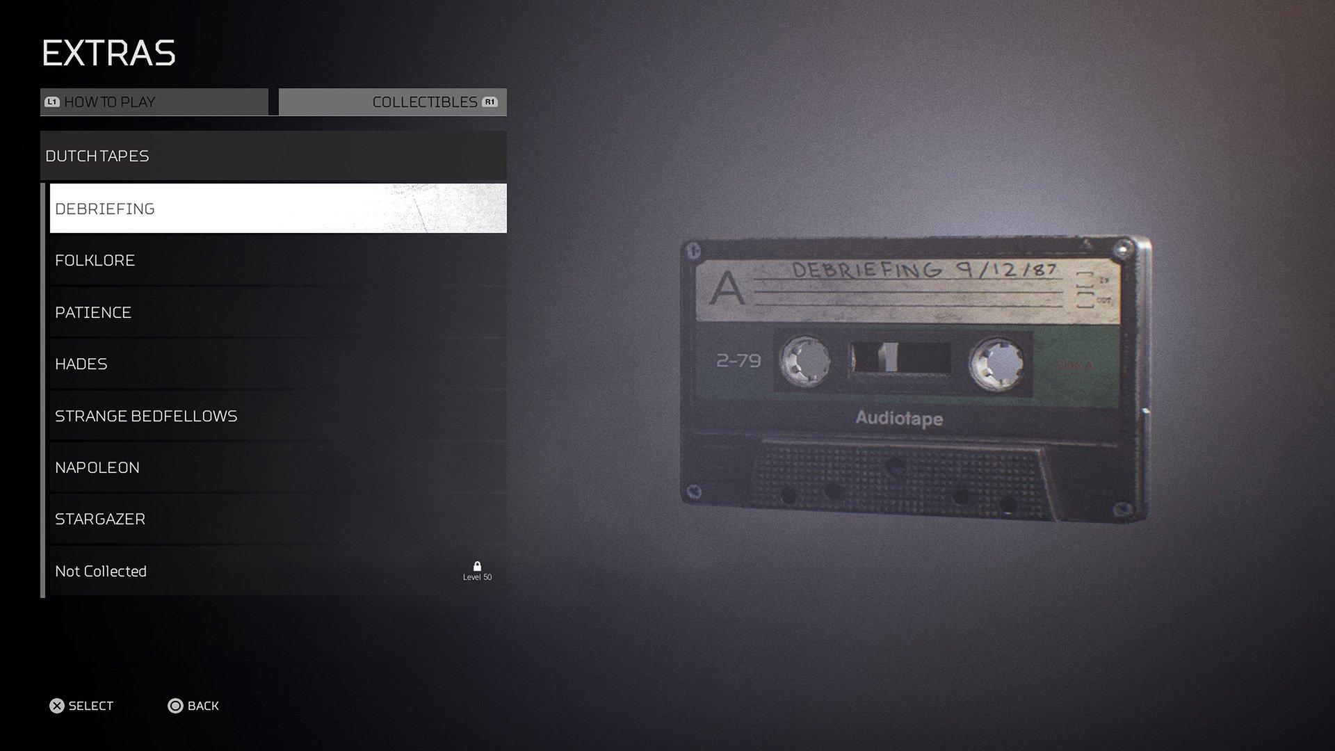 Dutch Debriefing tape 9/12/87