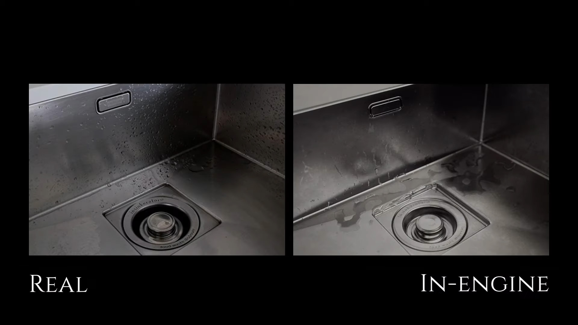 Project: Mara in-engine sink