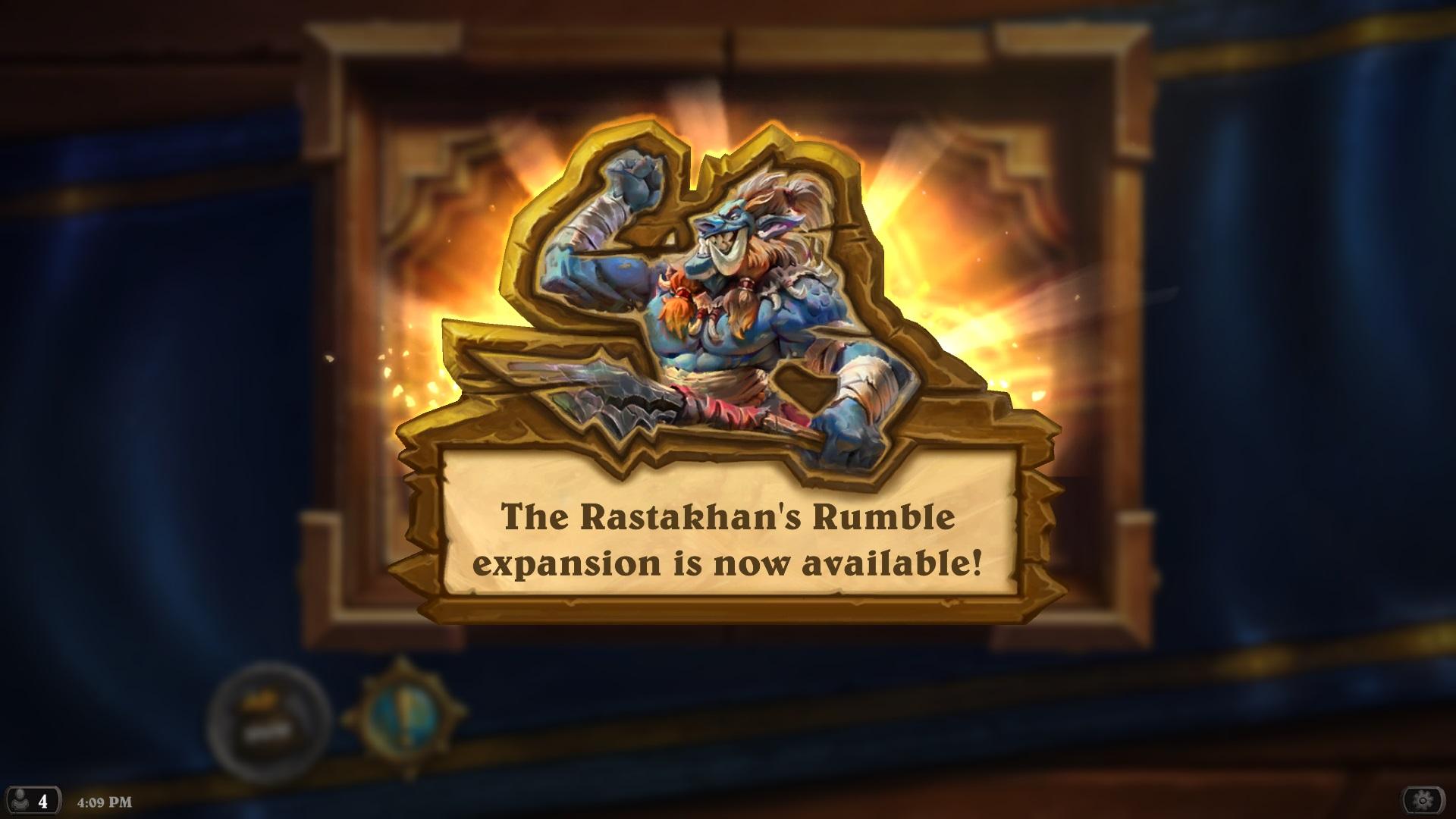 Hearthstone: Rastakhan's Rumble review