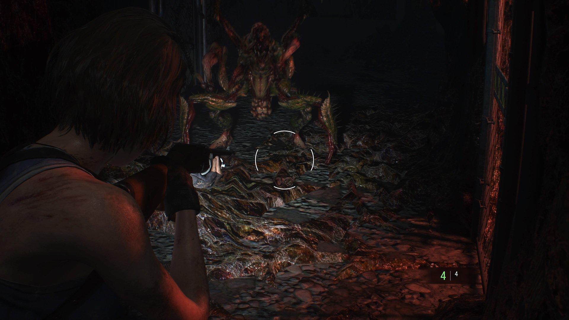 Resident Evil 3 Drain Deimos