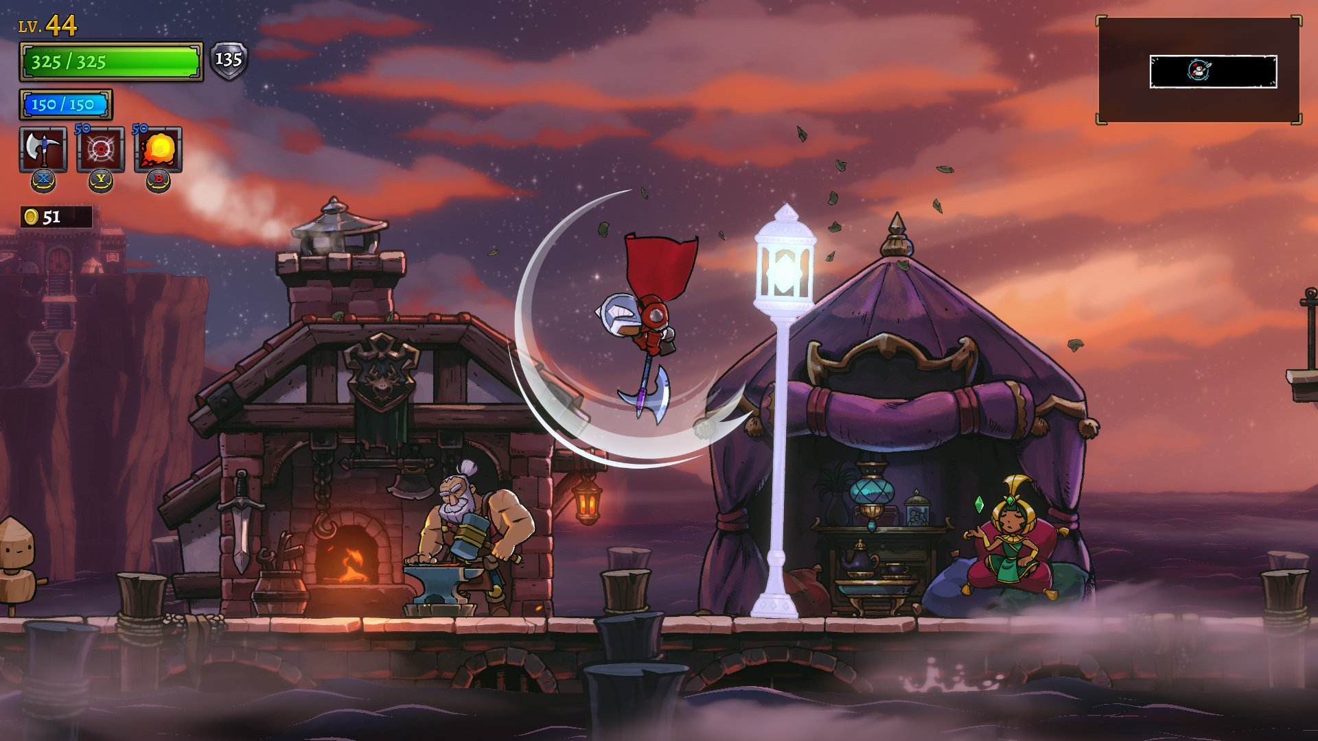Rogue Legacy 2 review - light on content, but a fantastic step forward