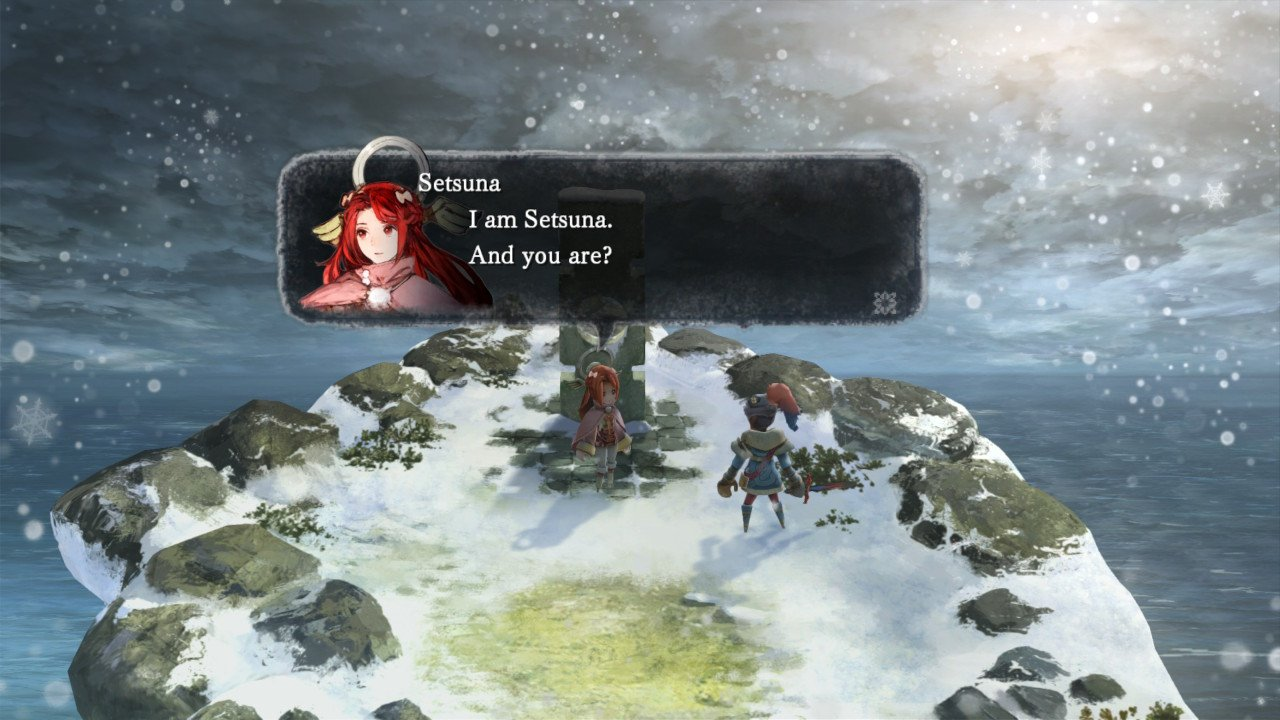 I Am Setsuna Switch review