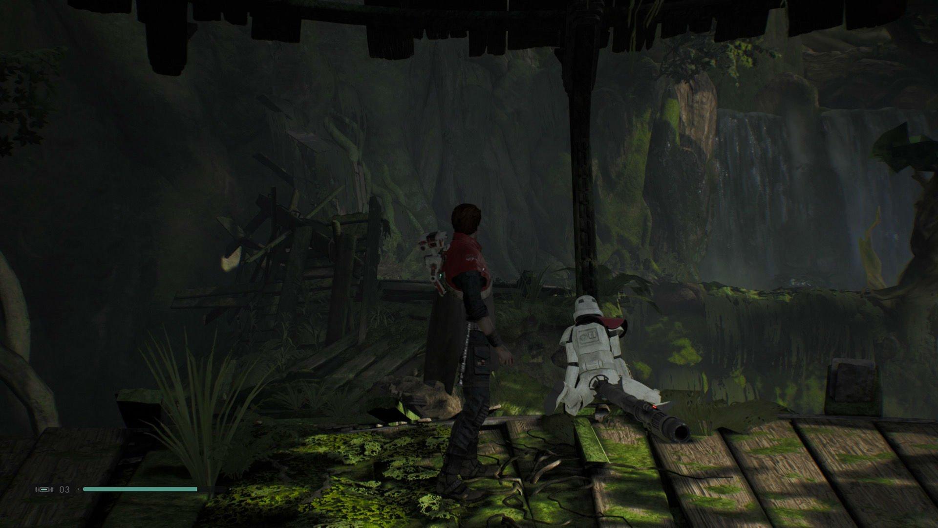 Star Wars Jedi: Fallen Order review - Destructoid