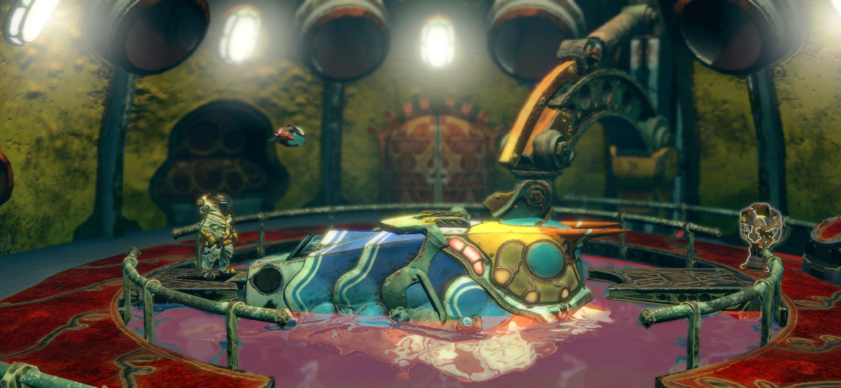Shinsekai: Into the Depths review