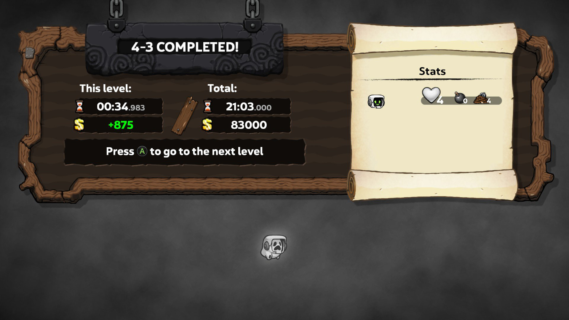 How to reach Duat in Spelunky 2