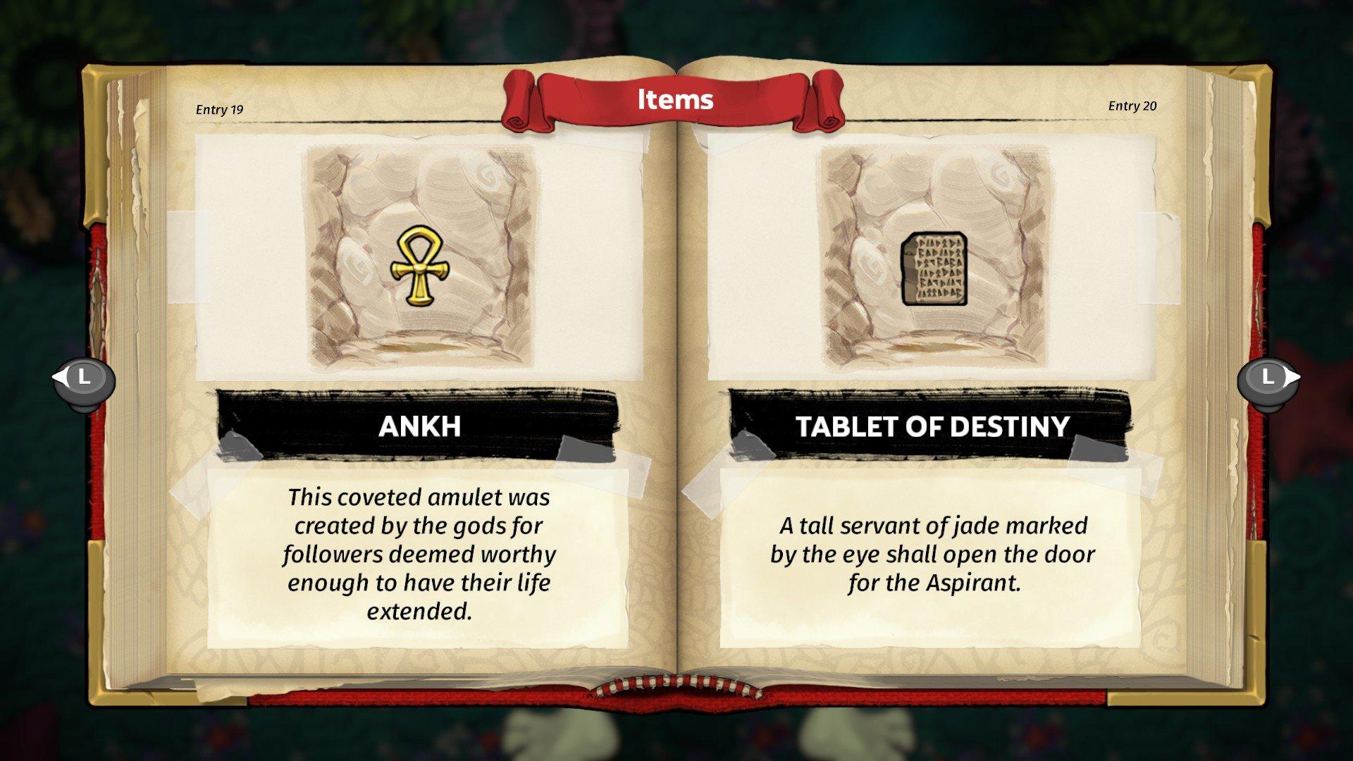 Spelunky 2 Tablet of Destiny
