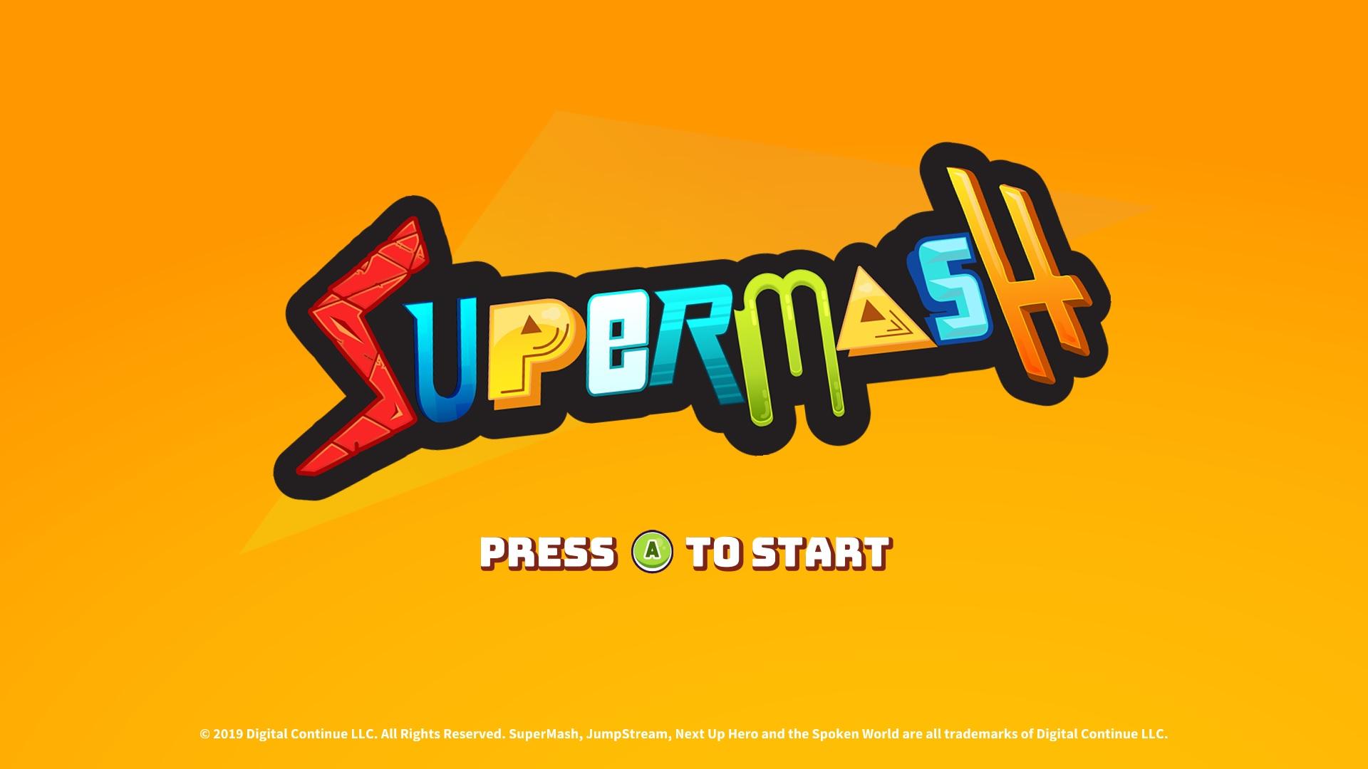 SuperMash review - Destructoid