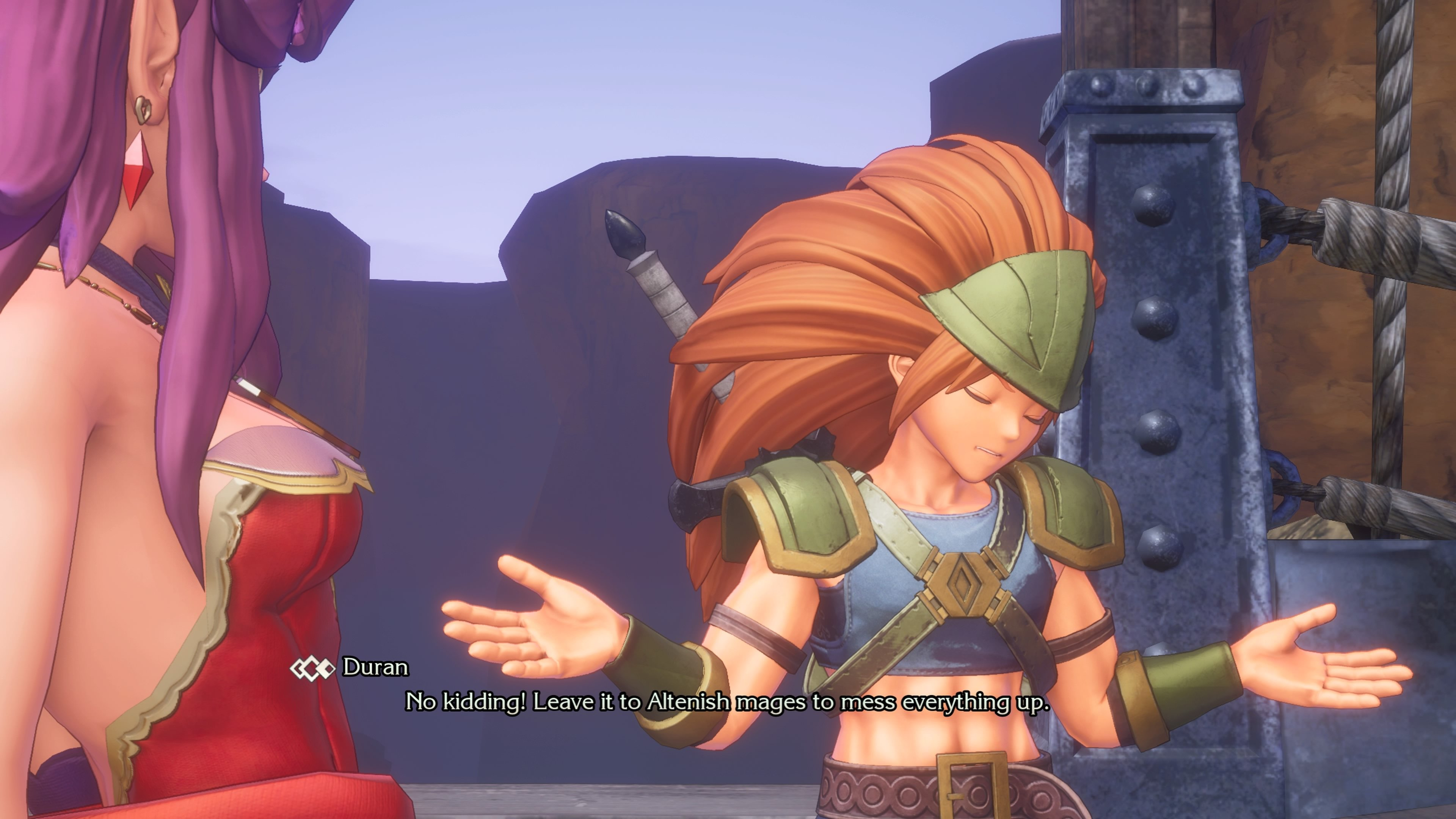 Trials of Mana PS4 review