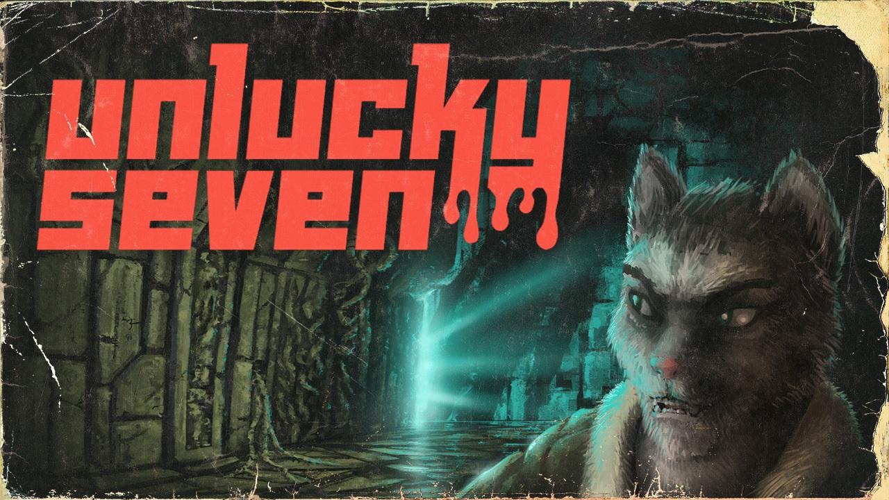 Unlucky Seven logo contest Steam weird furry furries