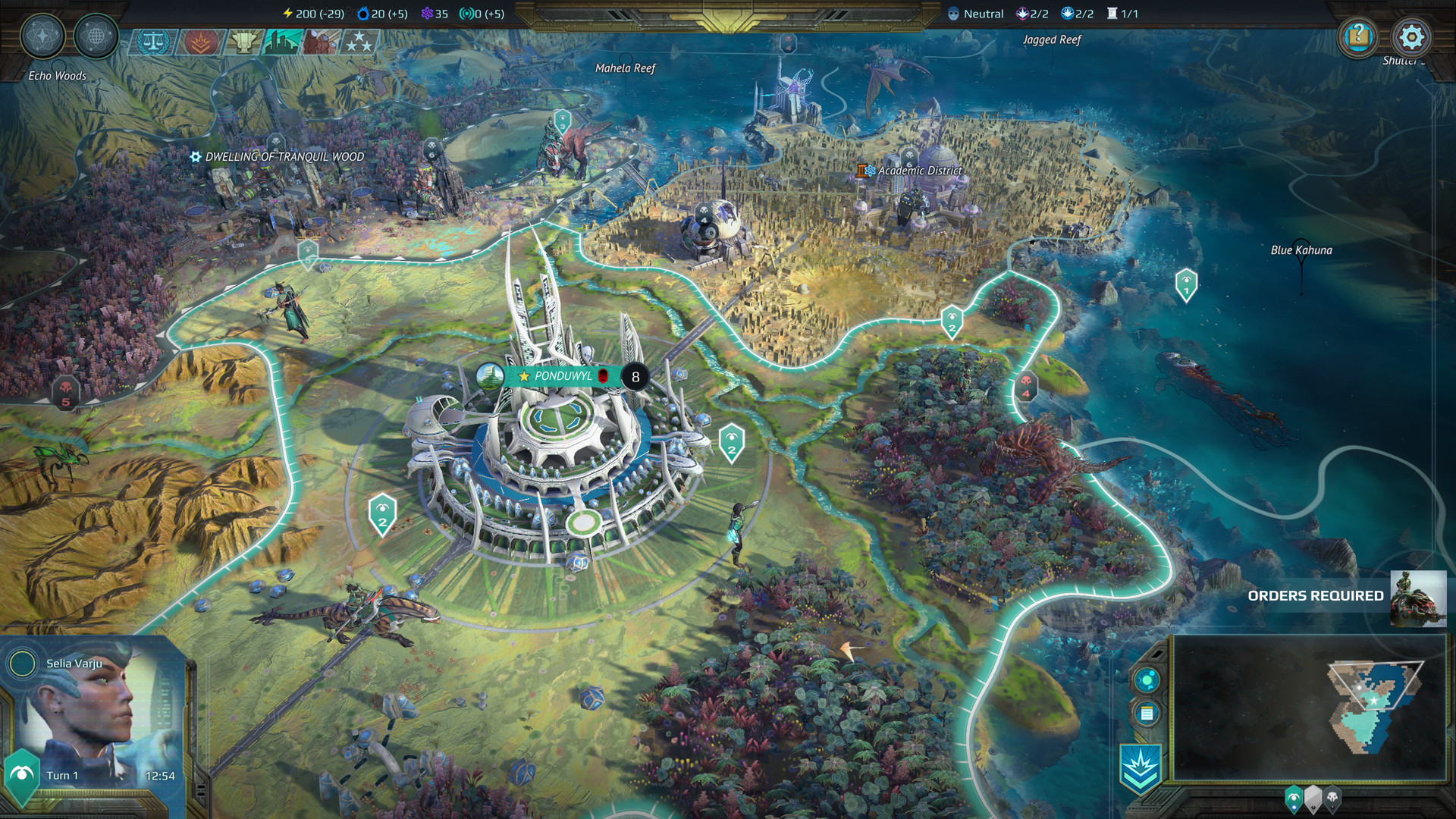 Age of Wonders: Planetfall Destructoid Review