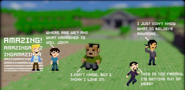 3D Bit Hero