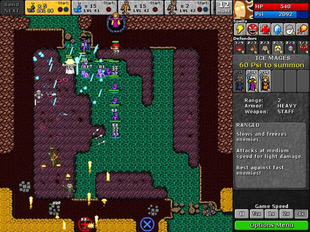 Defender's Quest: Valley of the Forgotten review