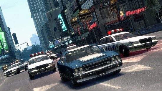 GTA IV screen 1