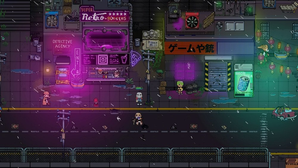 Neon City Riders review
