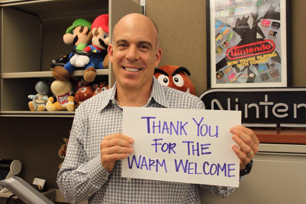 Doug Bowser joined Nintendo and promptly kidnapped Mario and Luigi