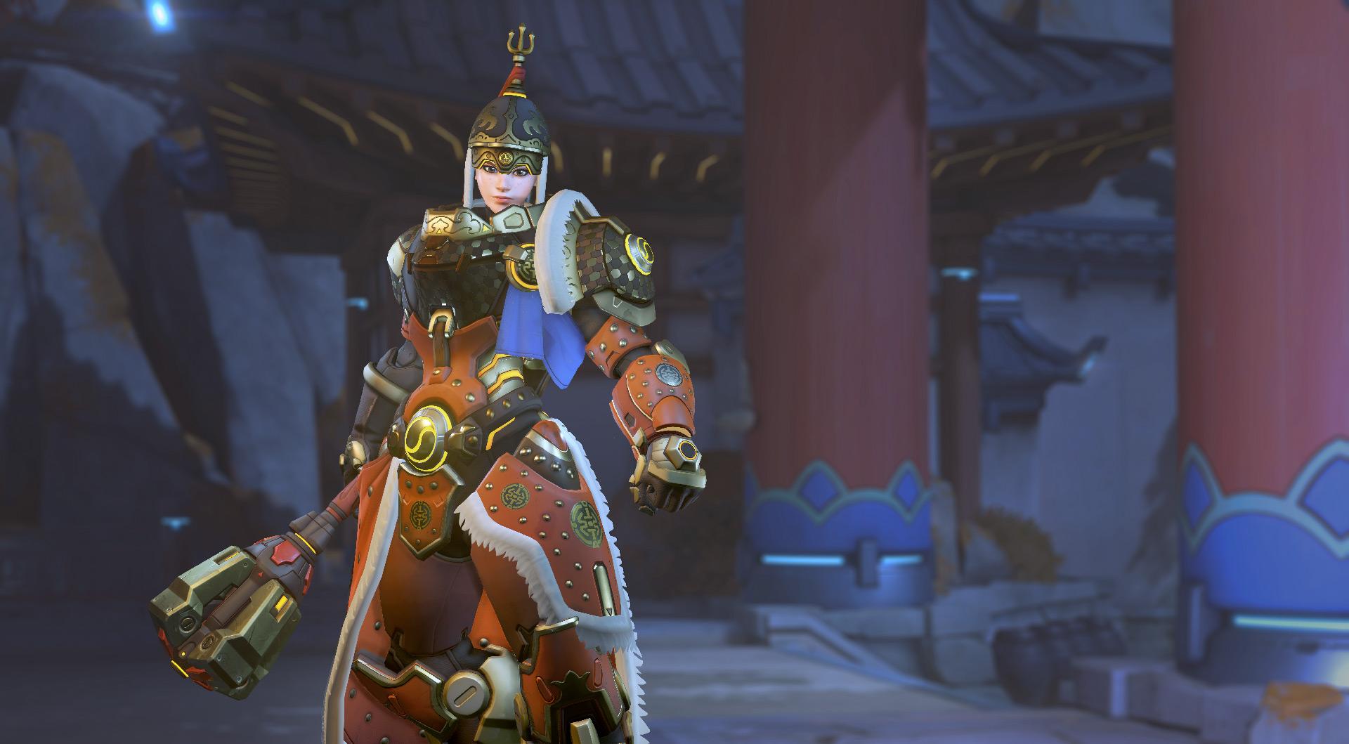 General Brigitte