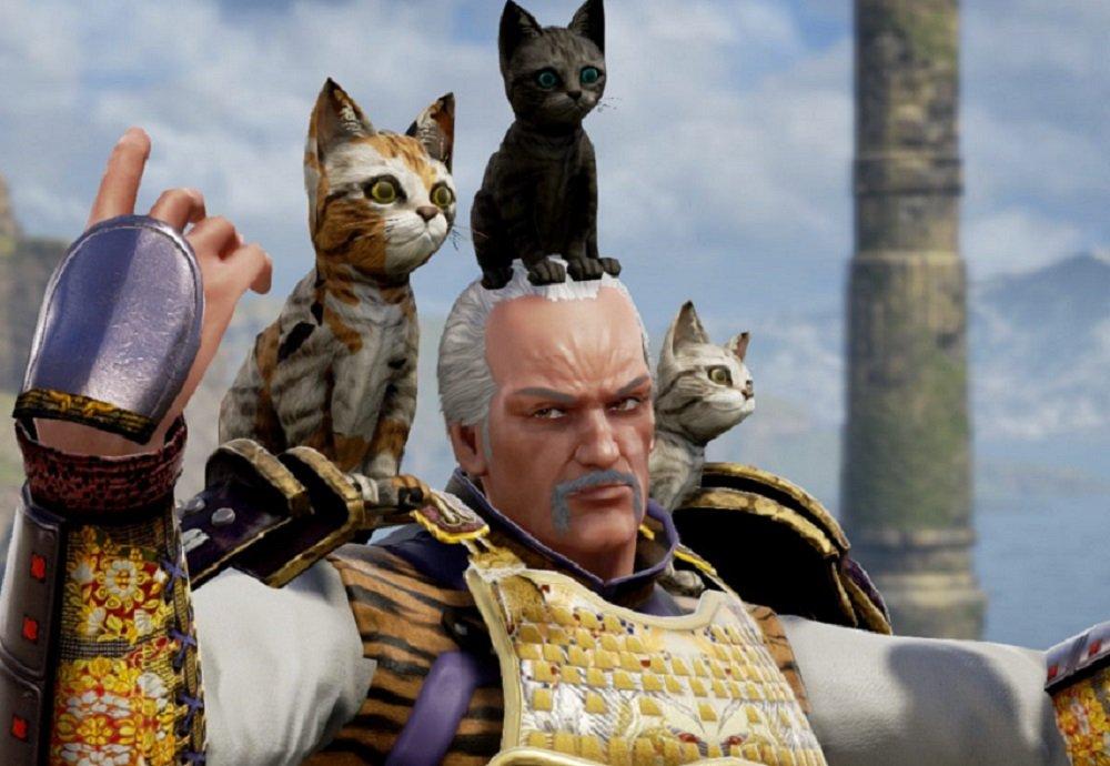 Soulcalibur VI cat DLC