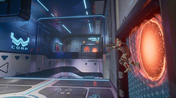 Spiltgate: Arena Warfare has me thinking with portals