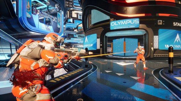 Spiltgate: Arena Warfare