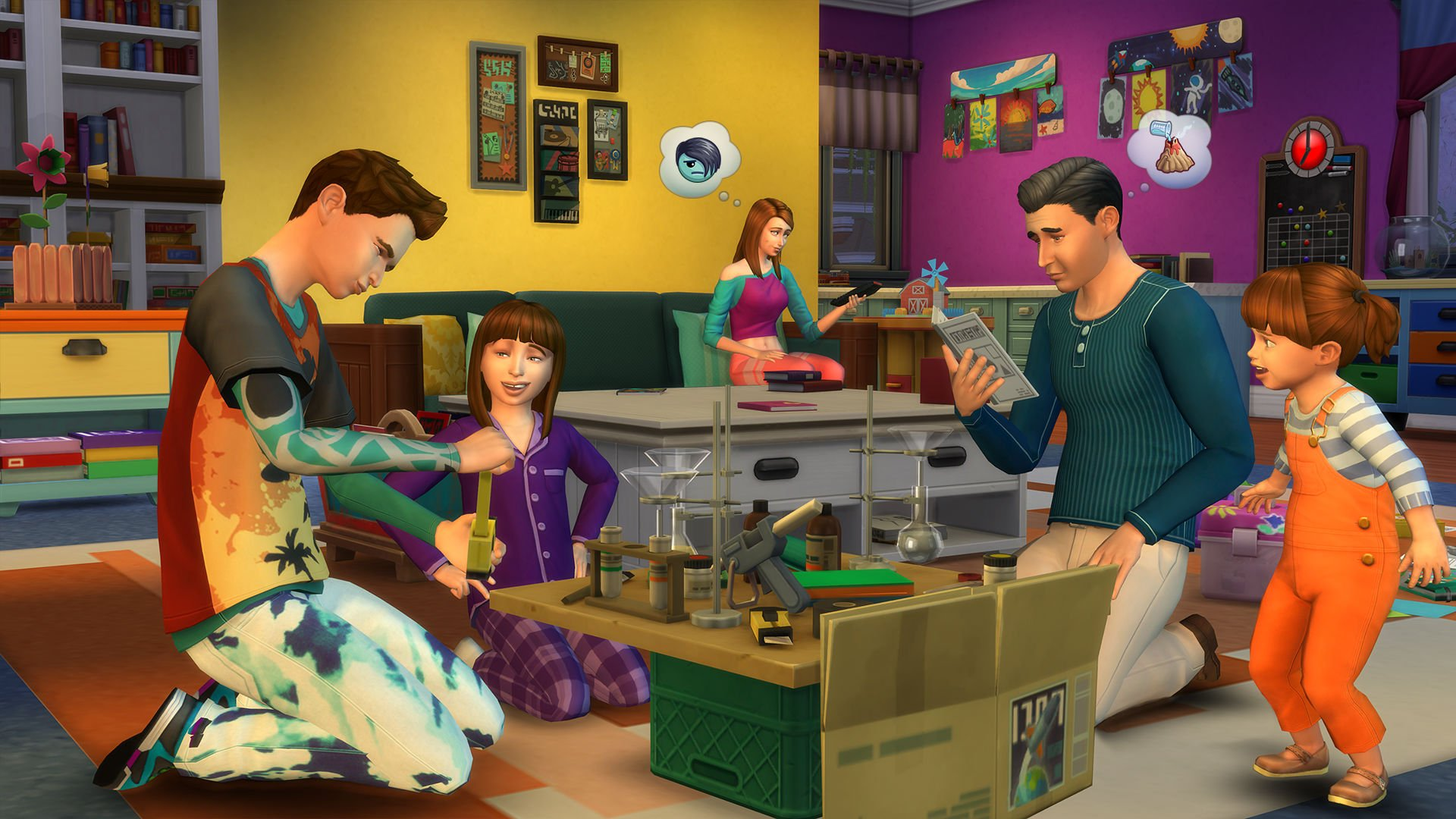The Sims 4: Parenthood review